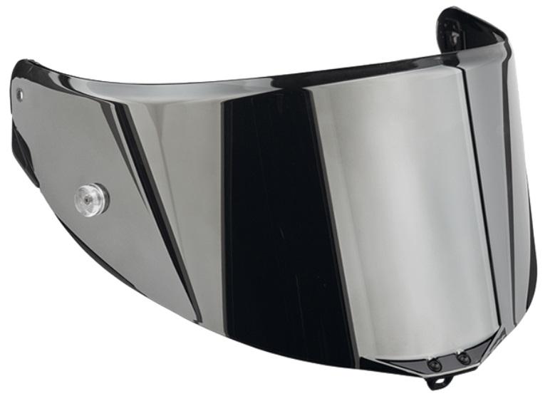 AGV Race 3 Silverspegel Visir