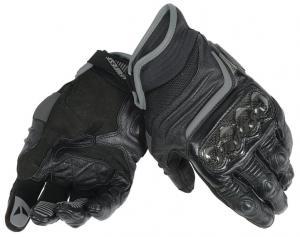 Dainese Carbon D1 Handske Svart