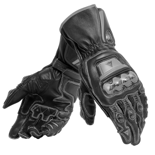 Dainese Full Metal 6 Handske Svart/Svart/Svart