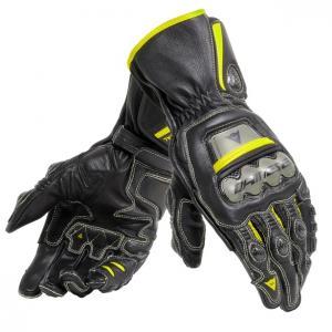 Dainese Full Metal 6 Handske Svart/Svart/Fluo-Gul