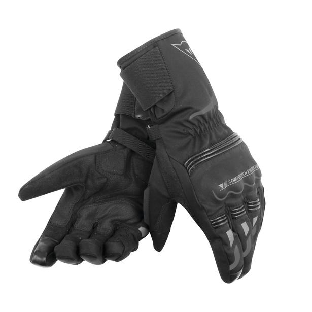 Dainese Tempest D-Dry Long Handske Svart/Svart