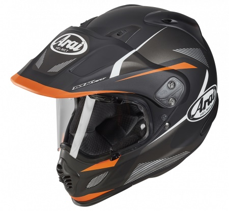 Arai Tour-X4 Break Hjälm Orange
