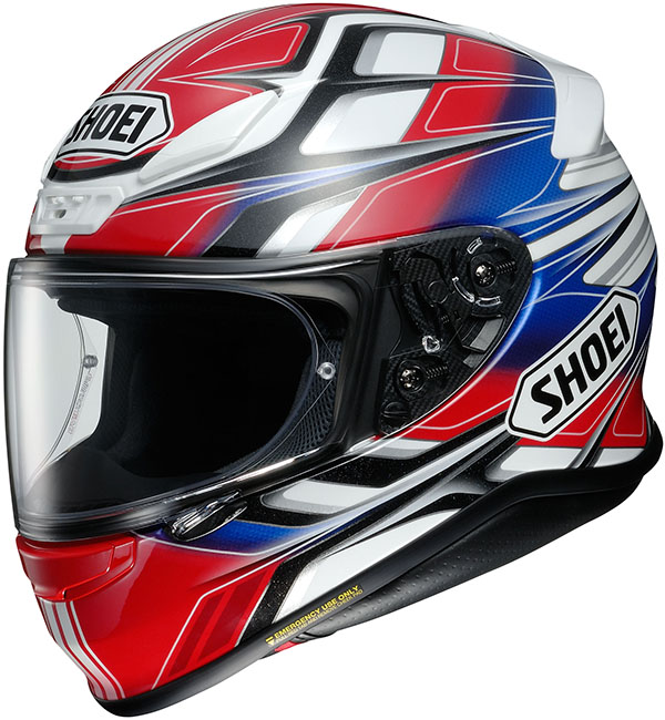 Shoei NXR Rumpus TC-1 Hjälm