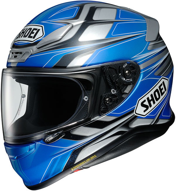 Shoei NXR Rumpus TC-2 Hjälm