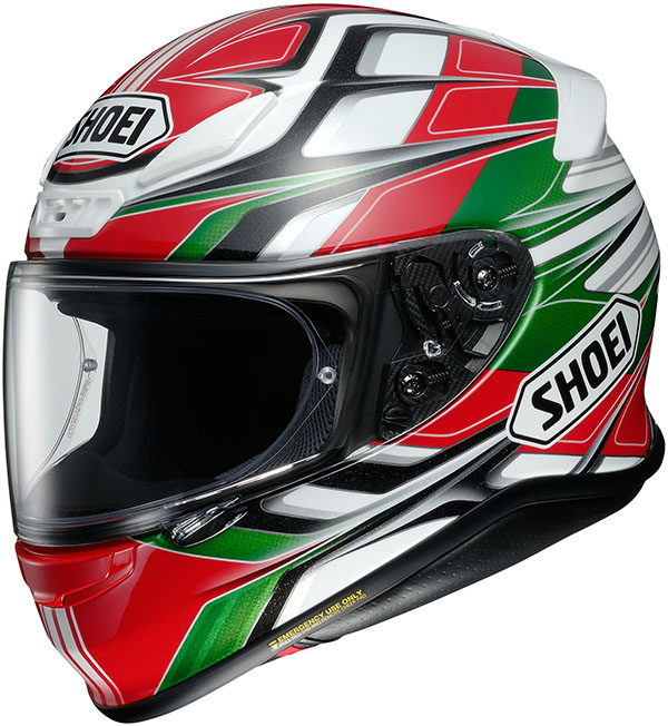 Shoei NXR Rumpus TC-4 Hjälm