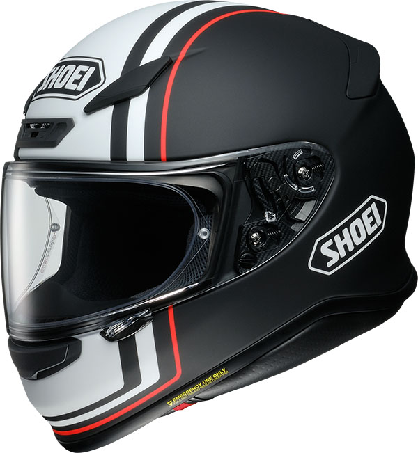 Shoei NXR Recounter TC-5 Hjälm