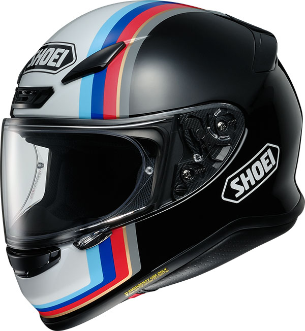 Shoei NXR Recounter TC-10 Hjälm