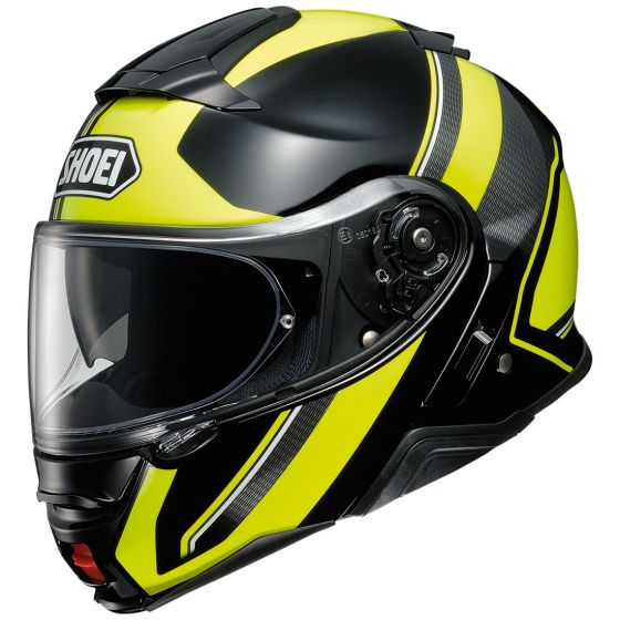 Shoei Neotec 2  Excursion TC-3 Hjälm Gul