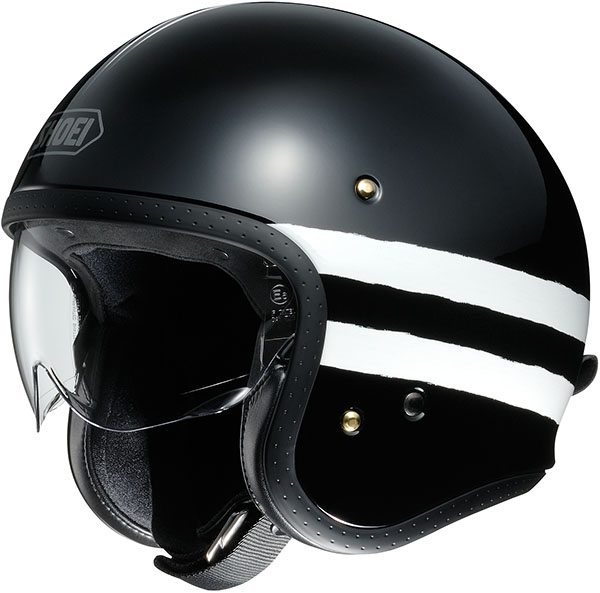 Shoei J-0 Sequel TC-5 Hjälm Svart
