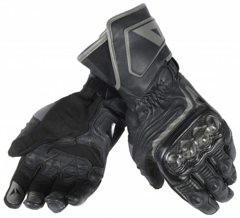 Dainese Carbon D1 Lång Handske Svart
