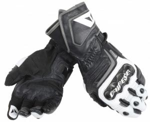 Dainese Carbon D1 Lång Handske Svart/Vit/Antracite