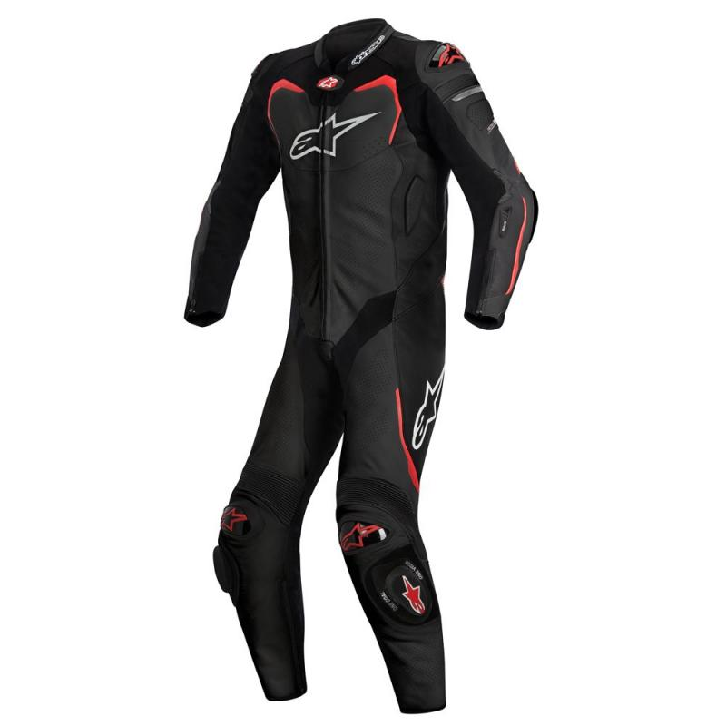 Alpinestars GP Pro 1-pcs Tech Air Helställ Svart/Röd