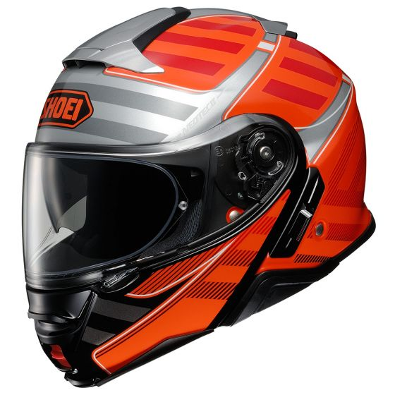 Shoei Neotec 2 Splicer TC-8 Hjälm Orange