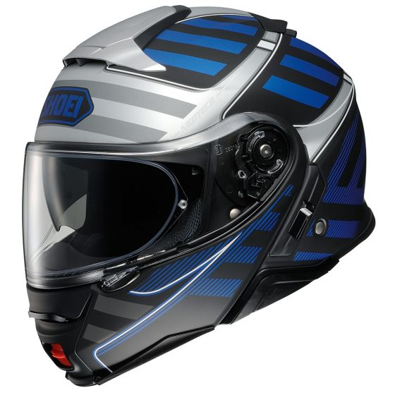 Shoei Neotec 2 Splicer TC-2 Hjälm Blå