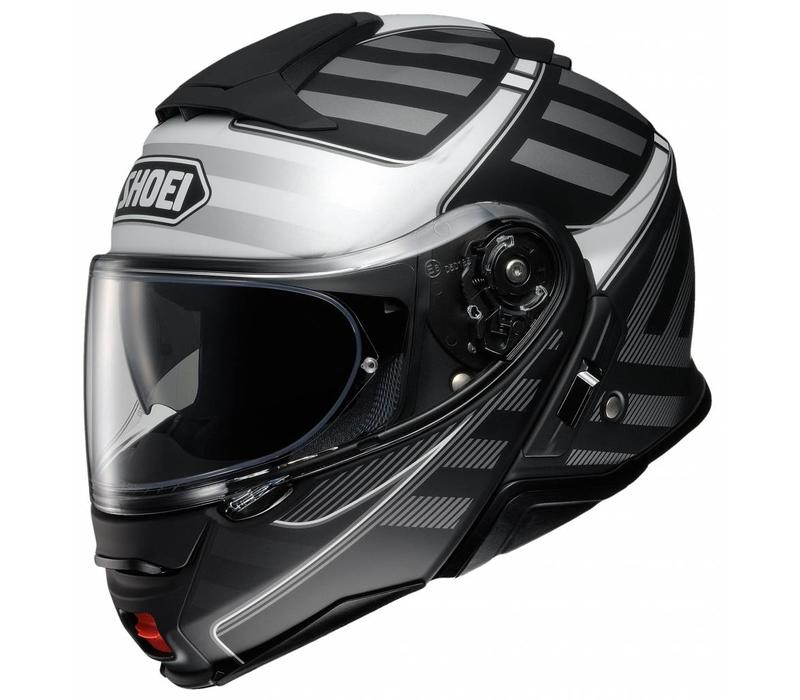 Shoei Neotec 2 Splicer TC-5 Hjälm Grå