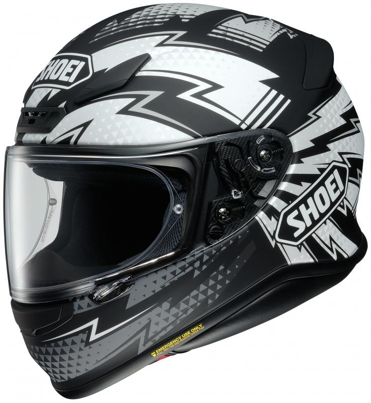 Shoei NXR Variable TC-5 Hjälm Svart/Grå
