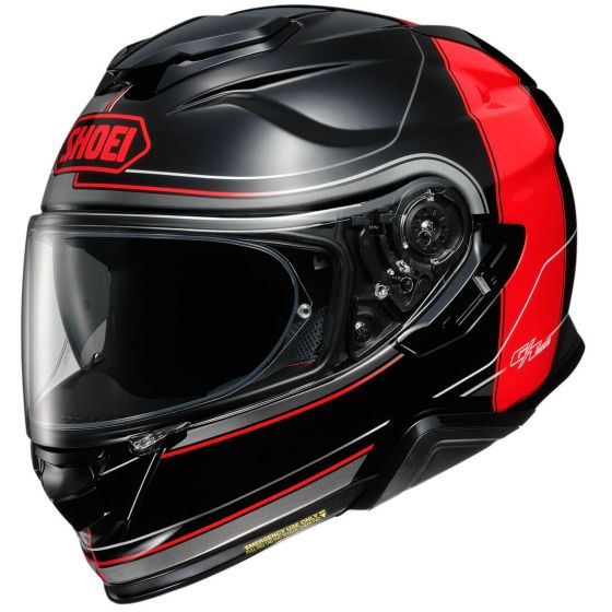 Shoei GT-Air 2 Crossbar TC-1 Hjälm Svart/Röd