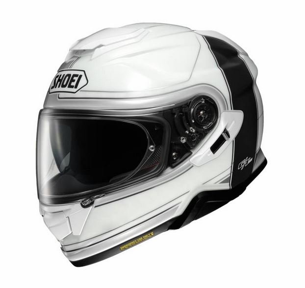 Shoei GT-Air 2 Crossbar TC-6 Hjälm Vit/Svart