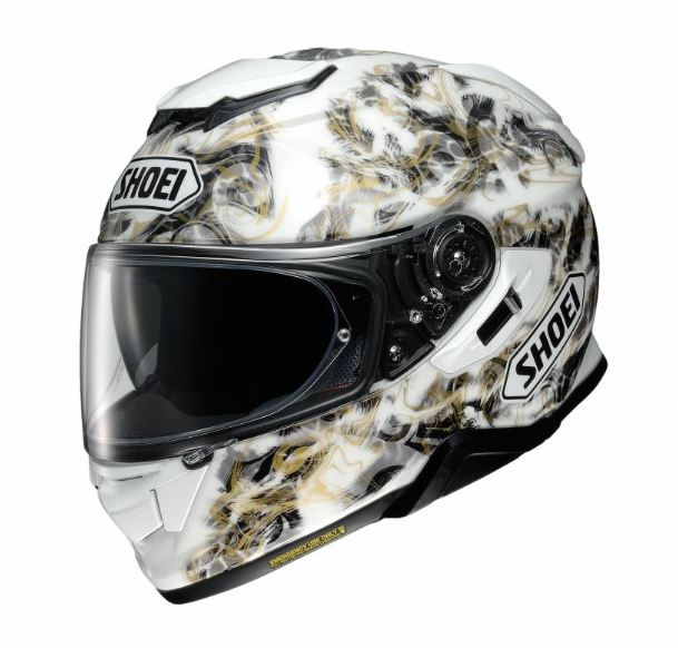Shoei GT-Air 2 Conjure TC-6 Hjälm Vit