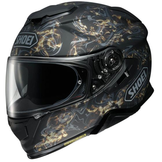 Shoei GT-Air 2 Conjure TC-9 Hjälm Svart