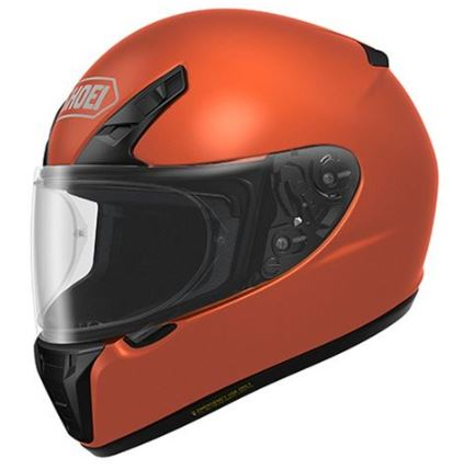 Shoei RYD Hjälm Orange