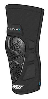 Leatt AirFlex Pro Knäskydd Svart