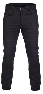 Twice Sid Slim Fit Herr Textil Jeans Svart