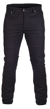 Twice Sid Slim Fit Herr Kevlar Jeans Svart