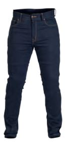 Twice Sid Slim Fit Herr Textil Jeans Blå