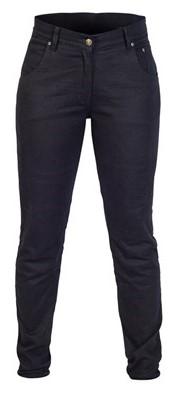Twice Tina Slim Fit Dam Kevlar Jeans Svart