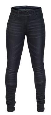 Twice Jenna Leggings Dam Kevlar Jeans Svart