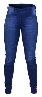 Twice Jenna Leggings Dam Kevlar Jeans Blå