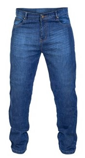 Twice Jimmy Herr Textil Jeans Blå