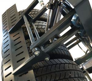 Klämaggregat Däck för personbilar och lätta transportbilar