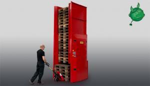 PALOMAT 5 eldriven 230 volt för 25 pallar. Köp fraktfritt.