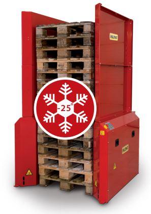Palomat Greenline Cold 15 pallar / 500 kg