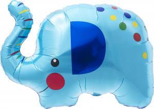 Elefant folie ballong