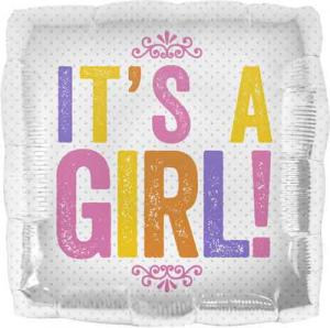 ballong födelsedag it's A Girl