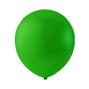 Latex ballonger Lime grön