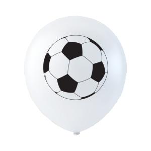 Latexballonger Fotboll