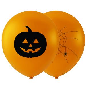 Latexballonger Halloween 73cm