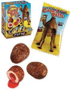 Godis Camel balls