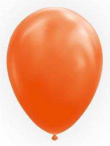Latexballonger, Orange 100-pack