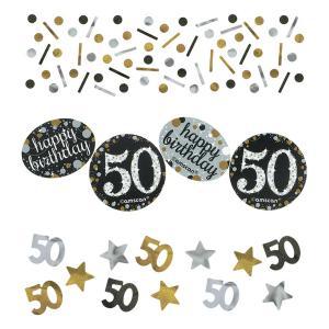 Konfetti 50år