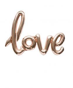 """Folie ballong """"Love"""""""