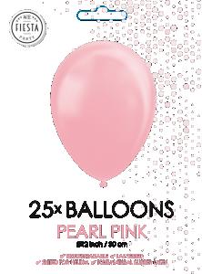 Latex ballonger pärlrosa