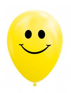 """Latexballonger Smileygubbe 12"""""""