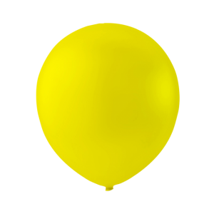 Latex ballonger Gul