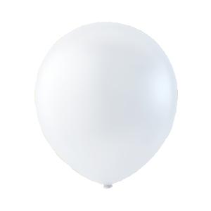 Latex ballonger 100-pack Vit