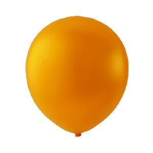 Latex ballonger Orange